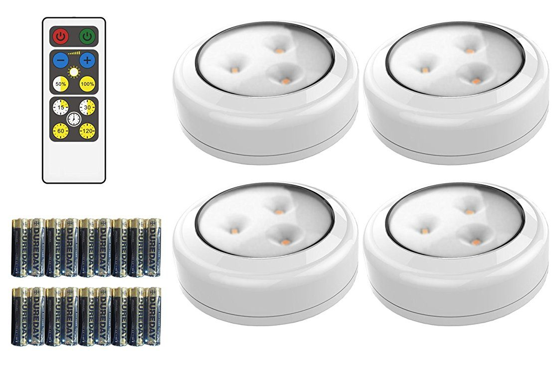 Best battery powered led lights ledwatcher brilliant evolution led battery lights mozeypictures Image collections