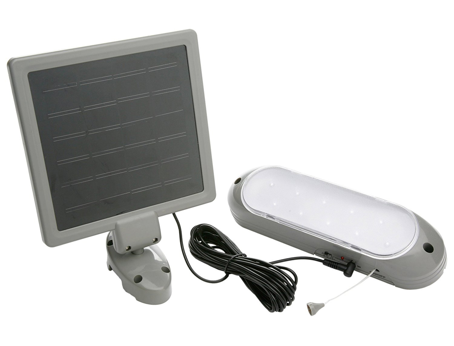 Best Solar Shed Lights Ledwatcher Wiring Up Consumer Unit Designers Edge L 949 Outdoor Light