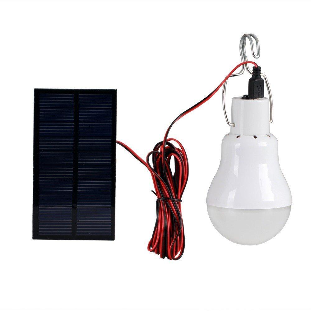 Best solar light bulbs | LEDwatcher