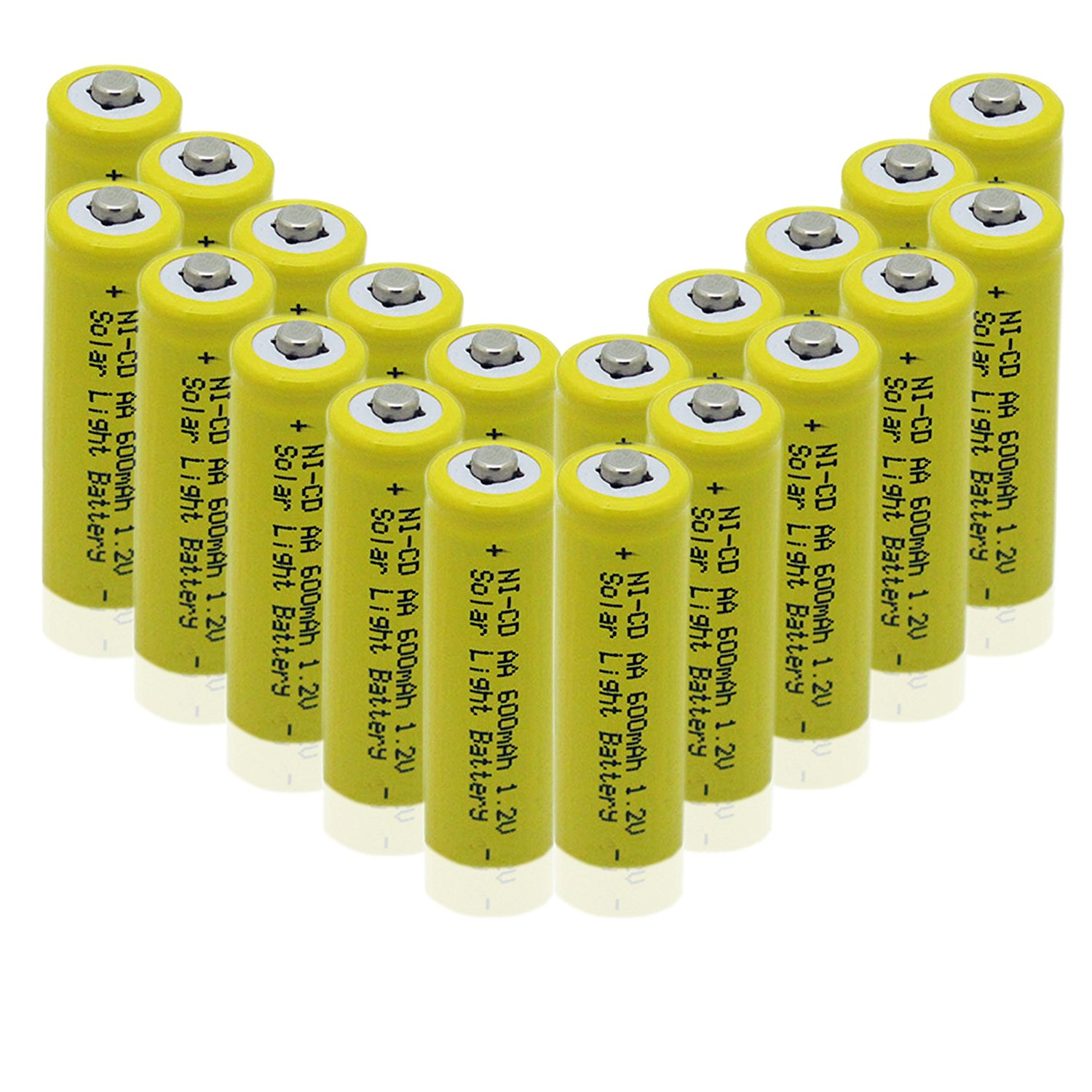 Rechargeable Batteries For Outdoor Solar Lights Meideas