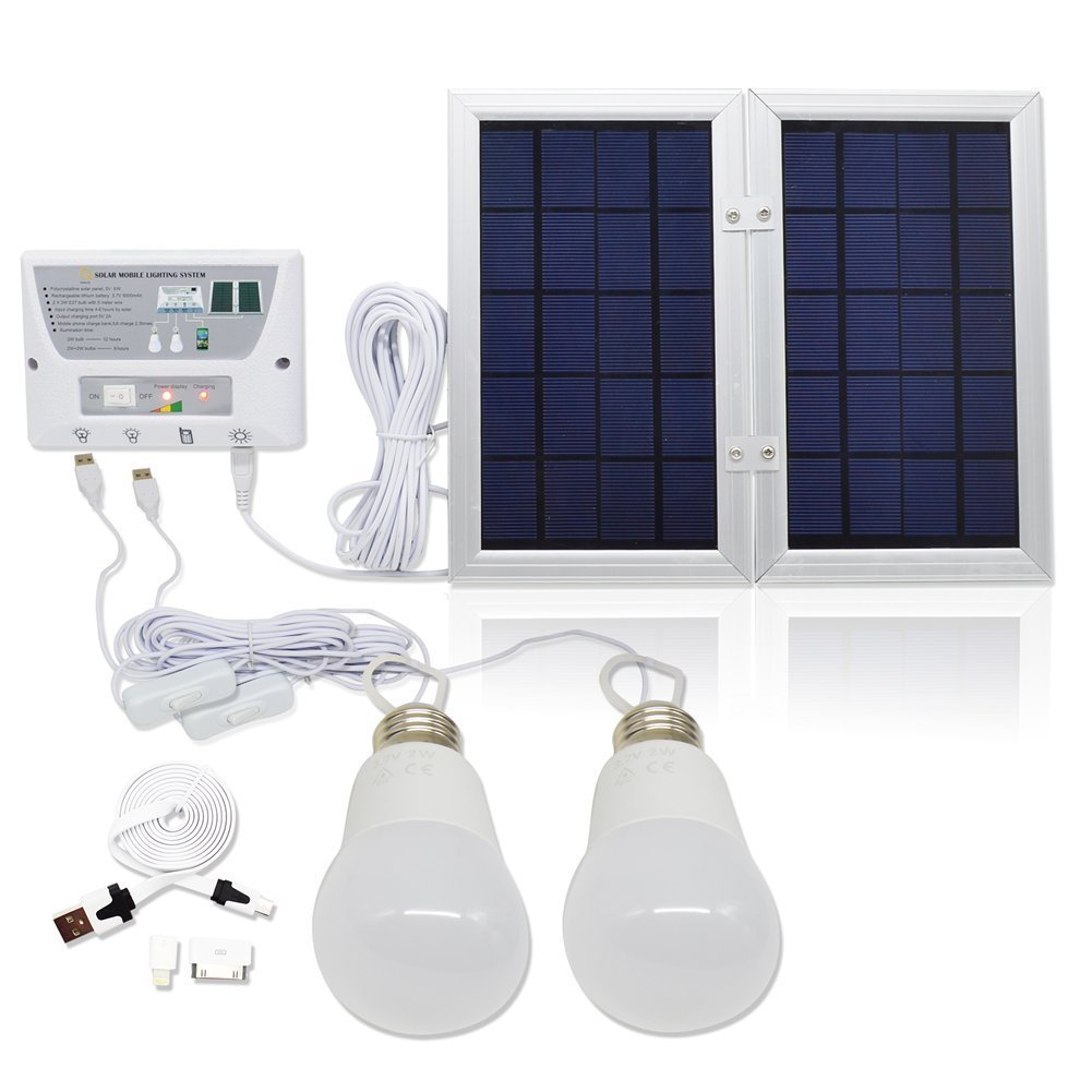 Best solar light bulbs ledwatcher gmfive solar led outdoor lighting system workwithnaturefo
