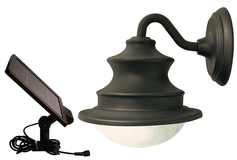 Gama Sonic Solar Ed Porch Light