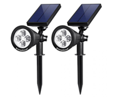 Best solar outdoor lights ledwatcher consider these innogear solar lights which are long lasting bright and are suitable to use in any climate aloadofball Image collections