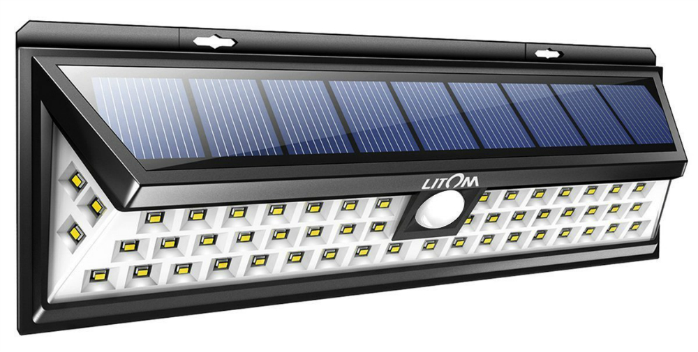 15 best solar flood lights 2018 reviewed ledwatcher this is one outdoor solar light that provides excellent illumination it comes equipped with 54 led bulbs that combined deliver a maximal light output of workwithnaturefo