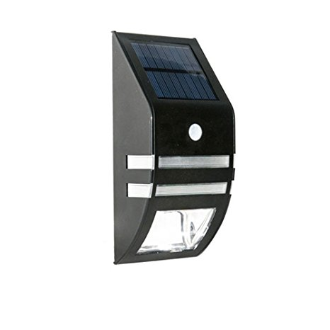Brick Wall Solar Lights : Best solar wall and fence lights LEDwatcher