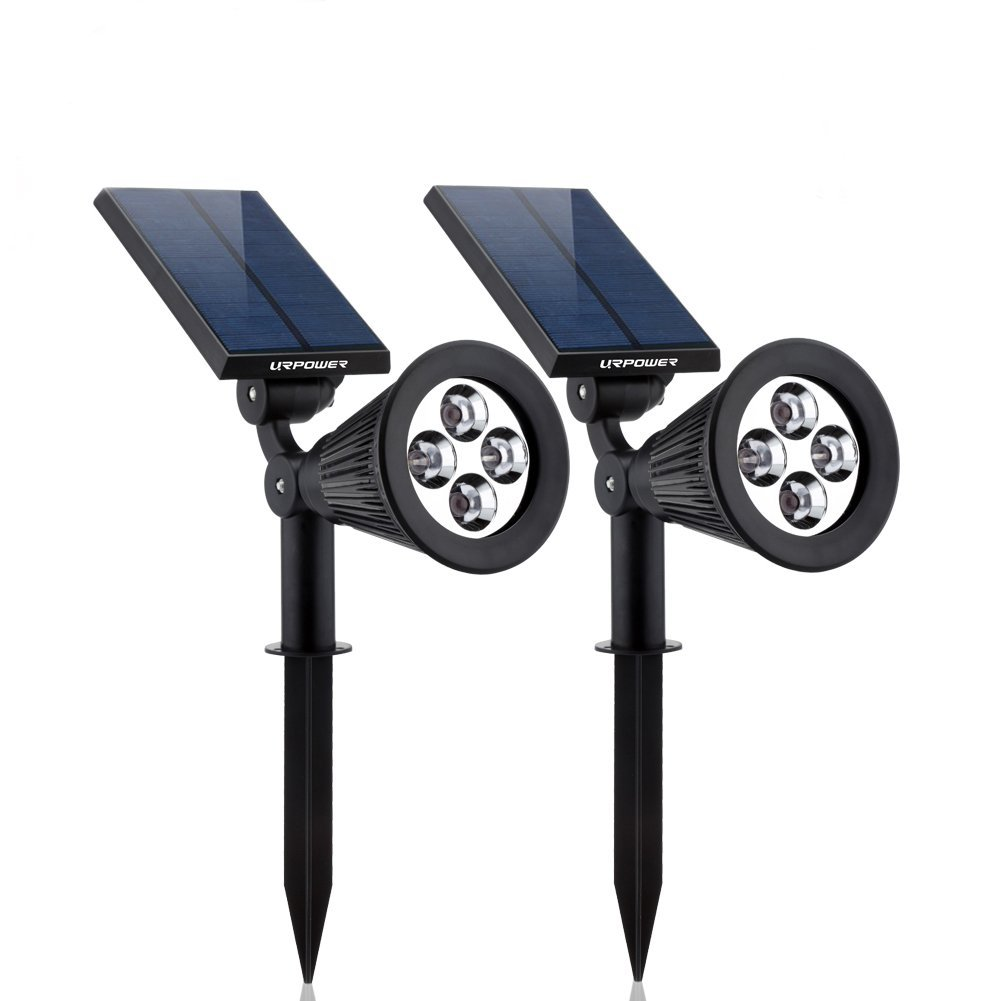 Best Solar Landscape Lighting And Spot Lights Ledwatcher