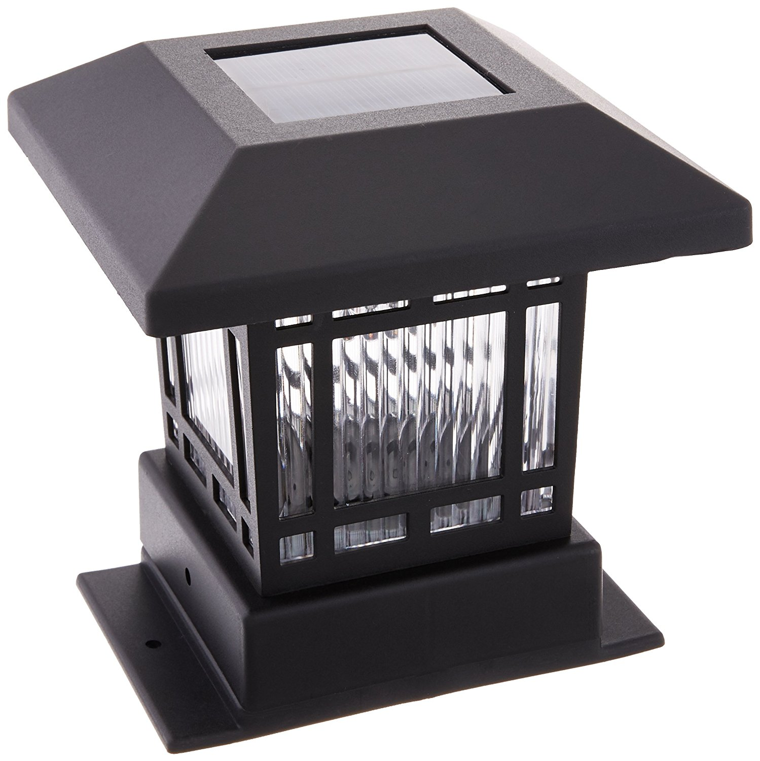 Westinghouse Solar Post Lights For Wood Posts