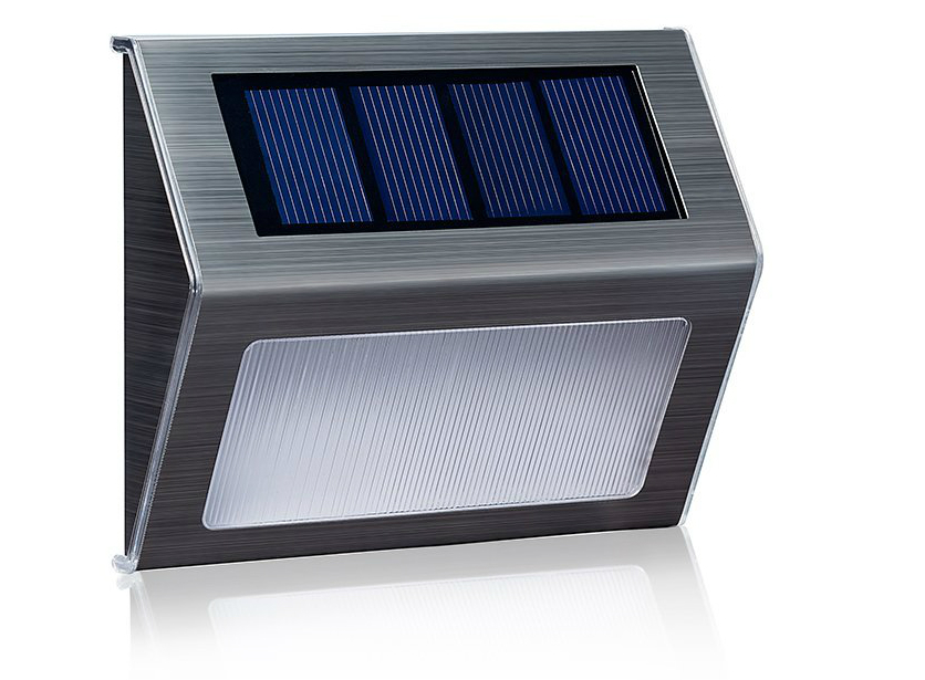 Solar Outdoor Step Lights Best solar deck step lights ledwatcher xlux outdoor solar deck step lights workwithnaturefo