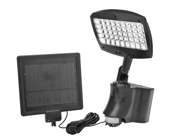 hybrid flood light