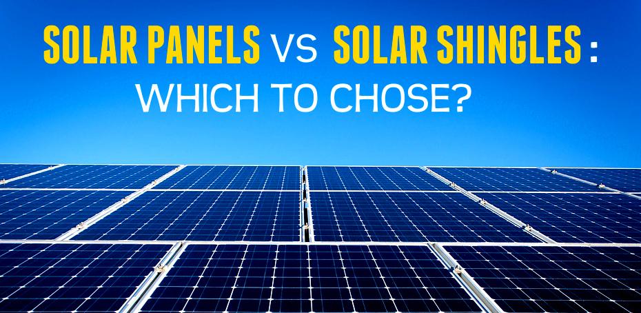 Solar Powered Shingles >> Solar Panels Vs Solar Shingles Which To Chose Ledwatcher