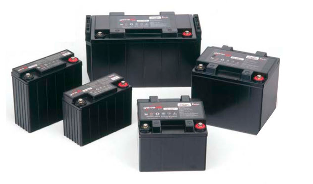 lead acid battery sizes