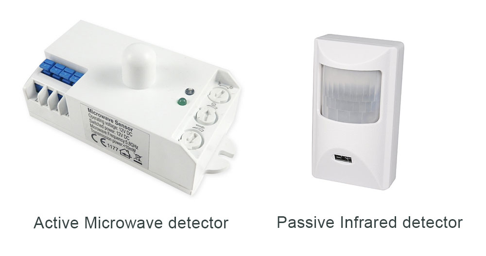 active-and-passive-motion-detectors
