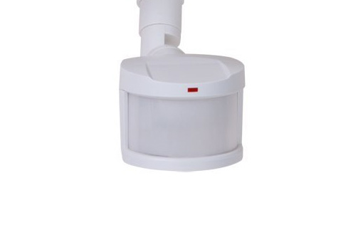Flood light motion detector
