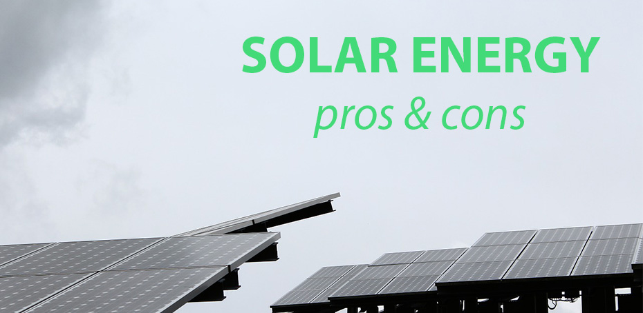 Solar Energy Pros And Cons Ledwatcher
