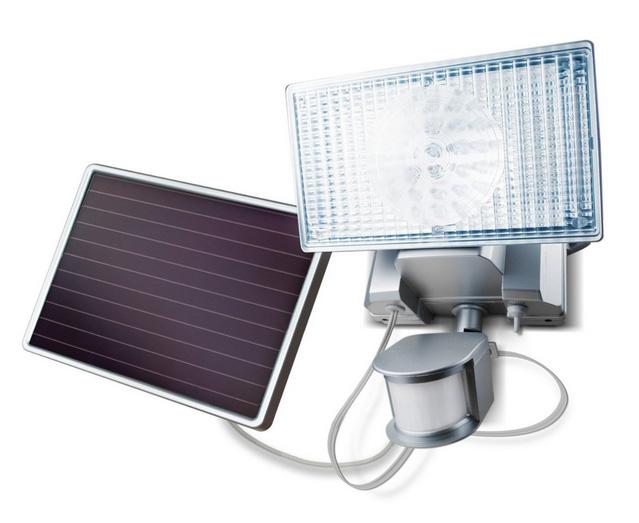 What Is Solar Lighting Flood Light