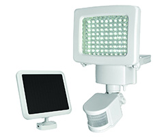 15 best solar flood lights 2018 reviewed ledwatcher one of the most popular solar flood lights on the market this fixture is fully equipped with 80 led diodes 1w solar panel 900 mah battery and a pir aloadofball Gallery