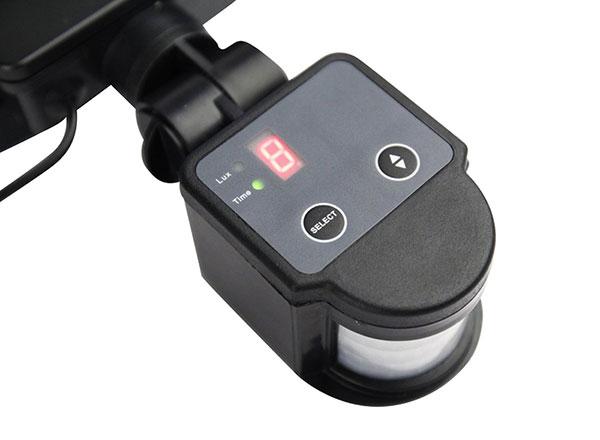 MicroSolar-126-LED-motion-sensor
