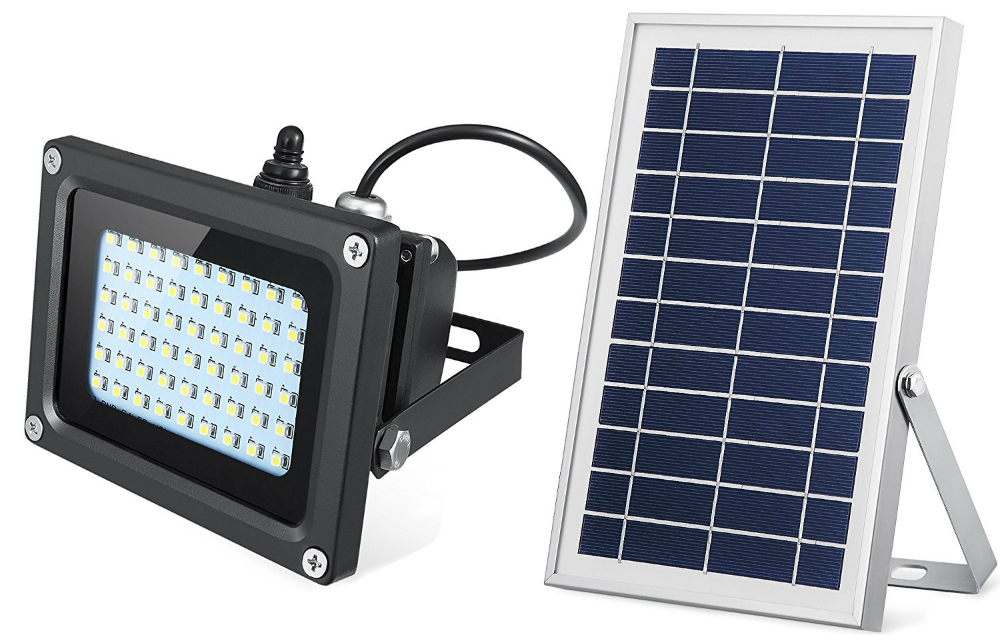 15 best solar flood lights 2018 reviewed ledwatcher eco friendly and fully weatherproof which qualities make it one of the very best landscape solar flood lights out there on the market today aloadofball Choice Image
