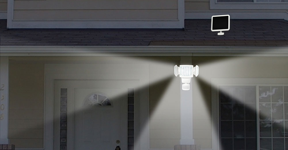 sunforce-150-led-light-working