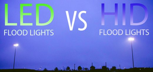 led flood lights vs hid flood lights which are better for outdoor usage
