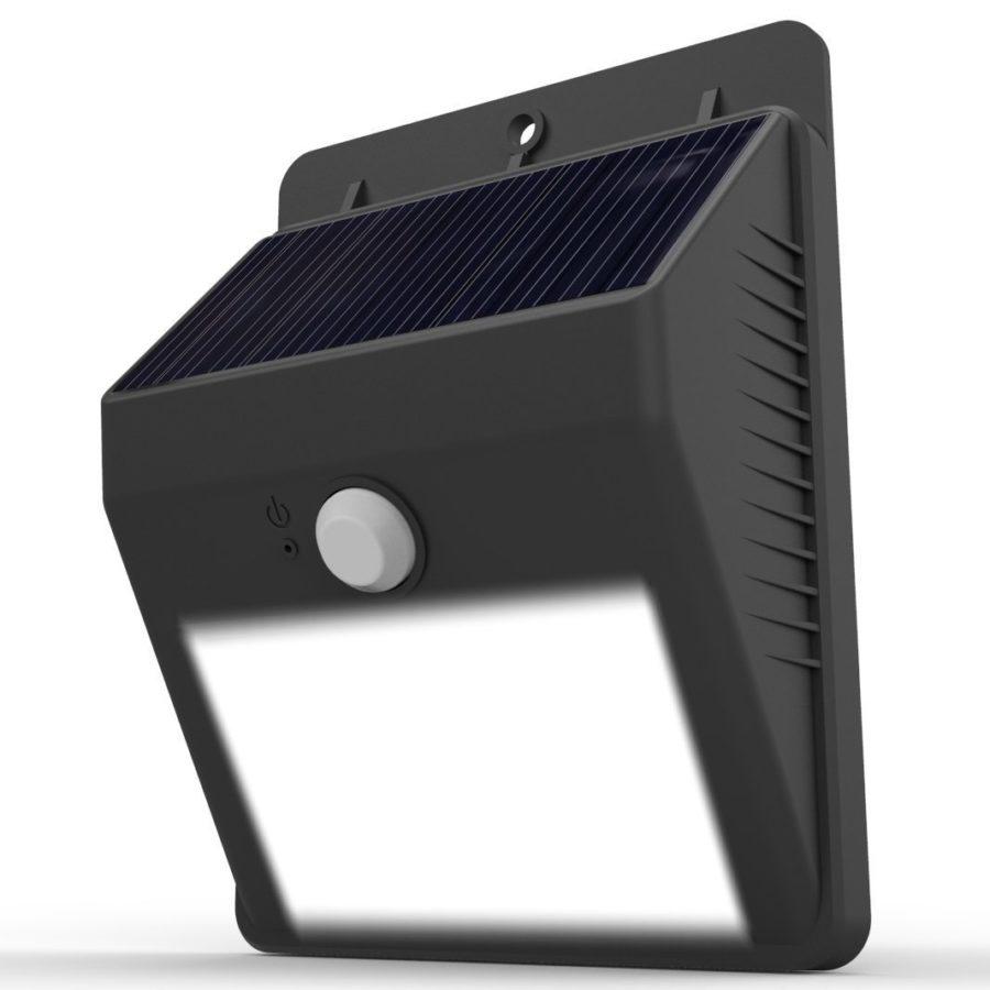 lampat solar security light