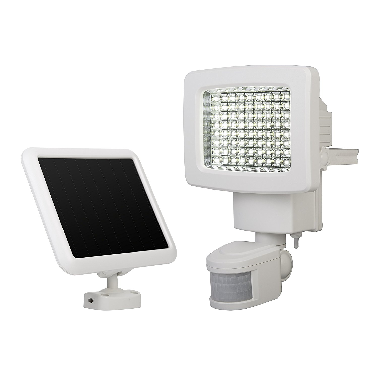 Sunforce 82080 80 LED Solar Motion Light  sc 1 st  LEDwatcher & Best solar powered security and motion lights | LEDwatcher