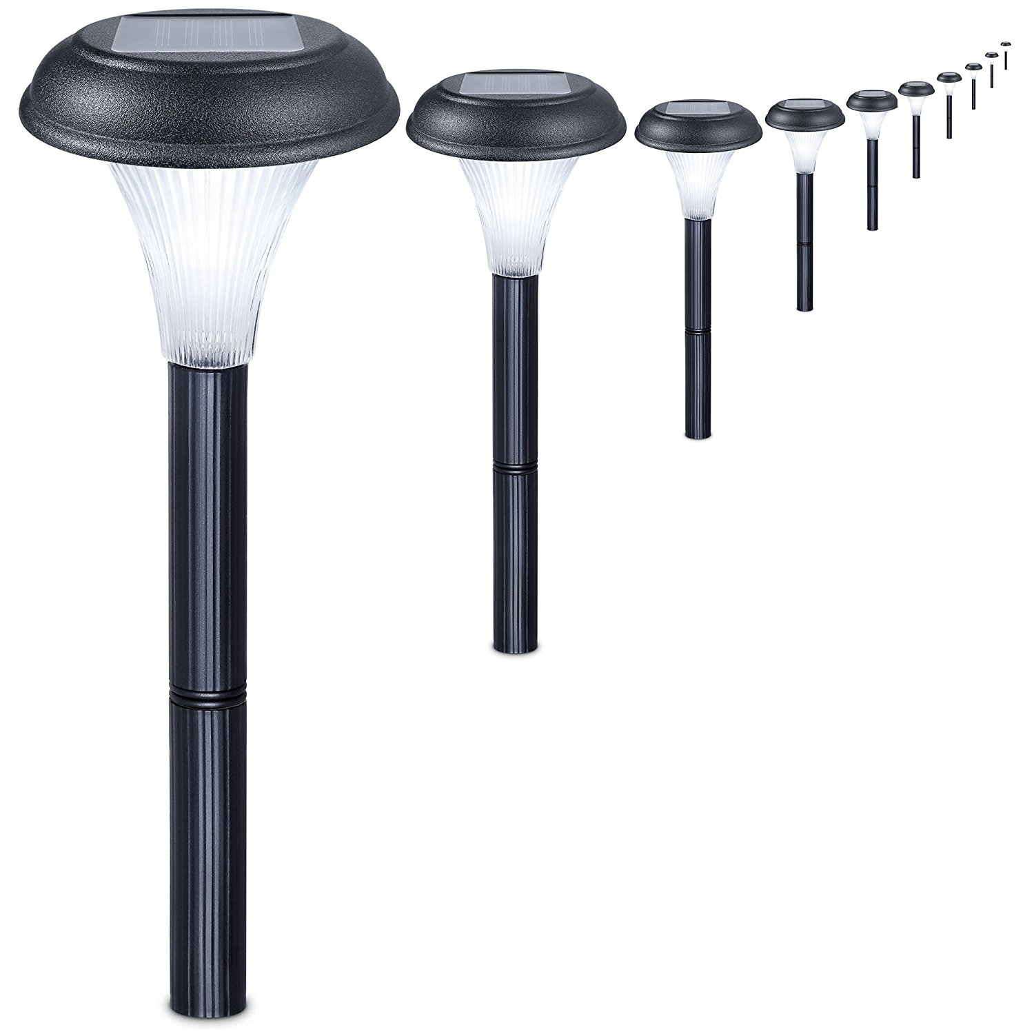 outside solar lights