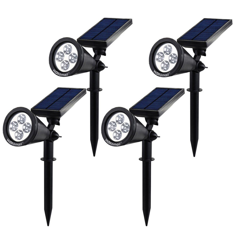 Solar Landscape Lights Outdoor: Best Solar Outdoor Lights