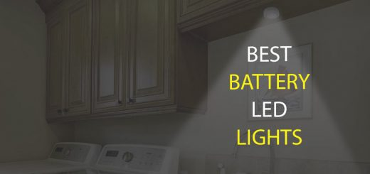 best battery-operated LED puck lights