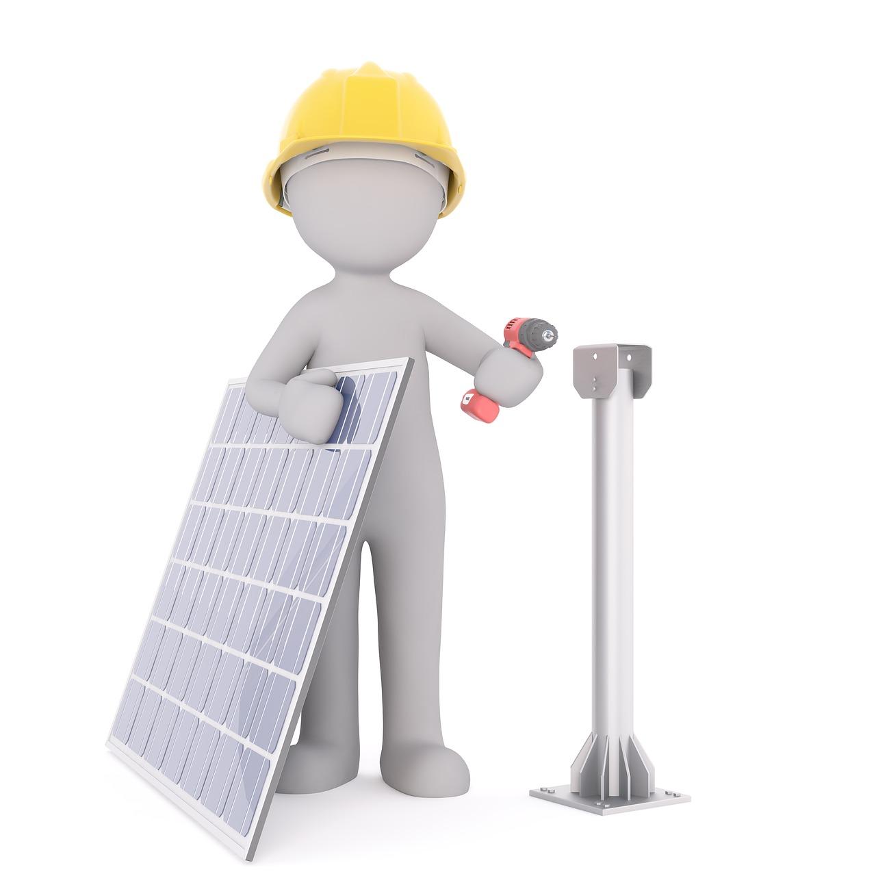 save money with solar energy