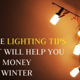 Home lighting tips