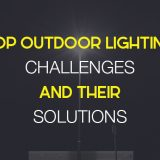 outdoor lighting problems