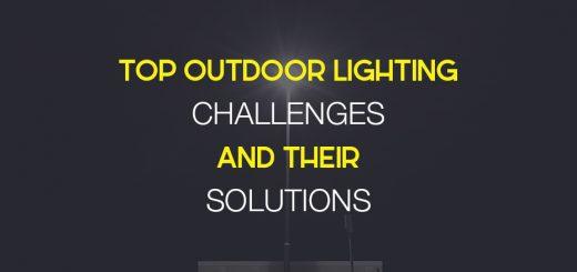 outdoor lighting problems