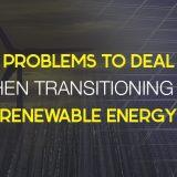 renewable energy problems
