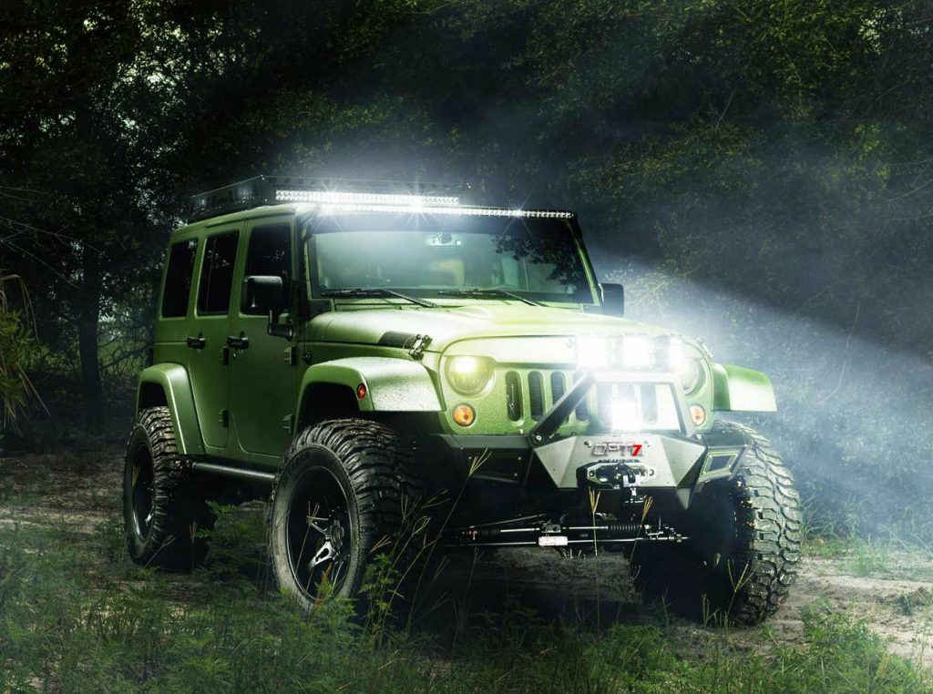 How to find the best led lights for off roading ledwatcher here are some other means of determining which off road trucking led light bar is best for you aloadofball Image collections
