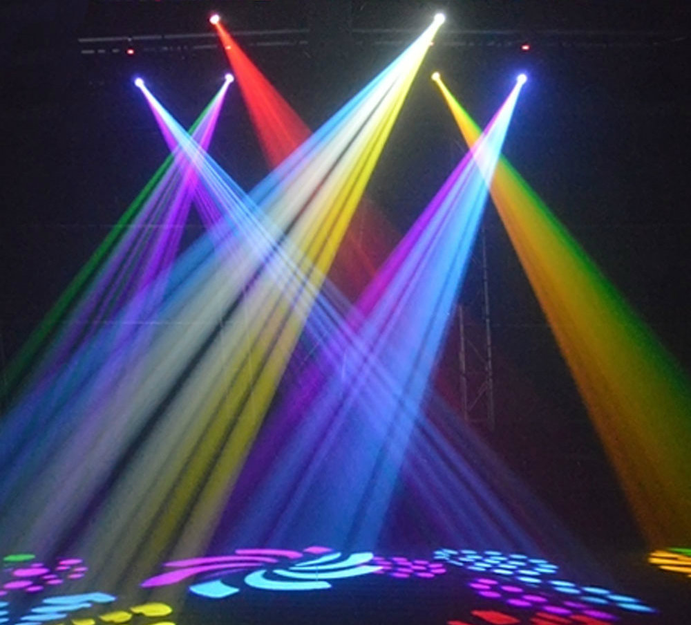 Guide to led stage lighting ledwatcher the light emitting diode or led is a tiny little lightbulb made up of a semiconductor through which you pass a current of electricity this causes arubaitofo Gallery