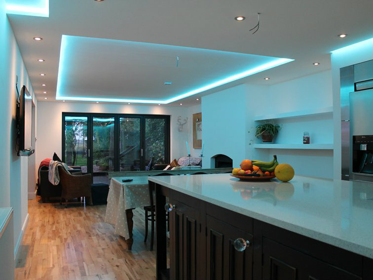 How To Decorate Using Led Light Strips