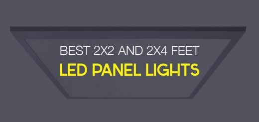 2x2 and 2x4 LED panels