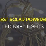 solar LED fairy lights