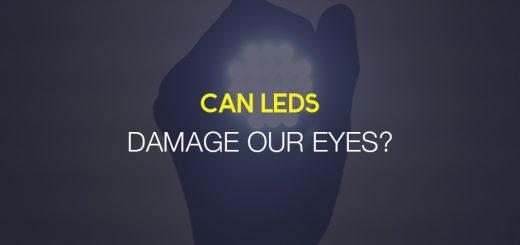 LEDs dangerous