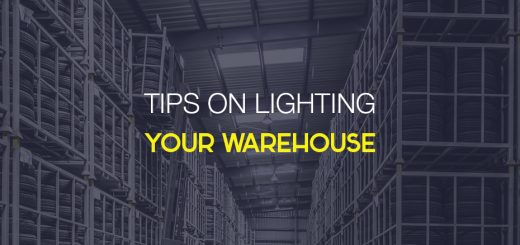 warehouse lighting tips