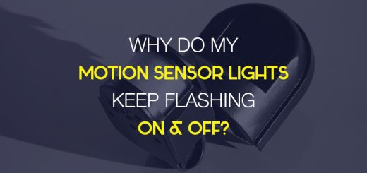 a problem with Motion Sensor Lights