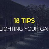 Tips for Lighting Your Garden