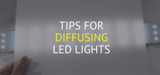 tips for diffusing LEDs